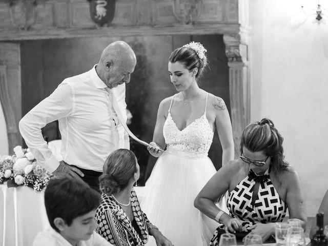 Il matrimonio di Stefano e Carlotta a Erba, Como 92