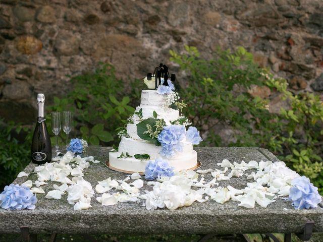 Il matrimonio di Stefano e Carlotta a Erba, Como 96