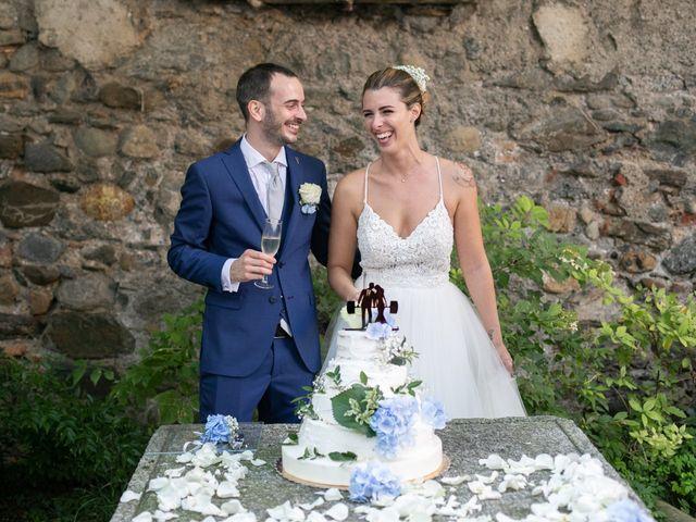 Il matrimonio di Stefano e Carlotta a Erba, Como 99