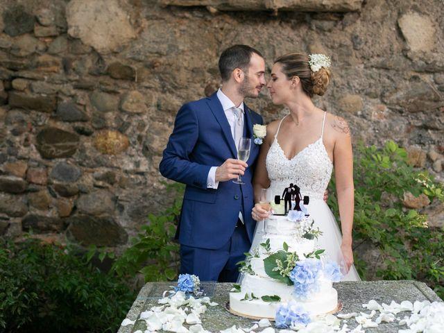 Il matrimonio di Stefano e Carlotta a Erba, Como 100