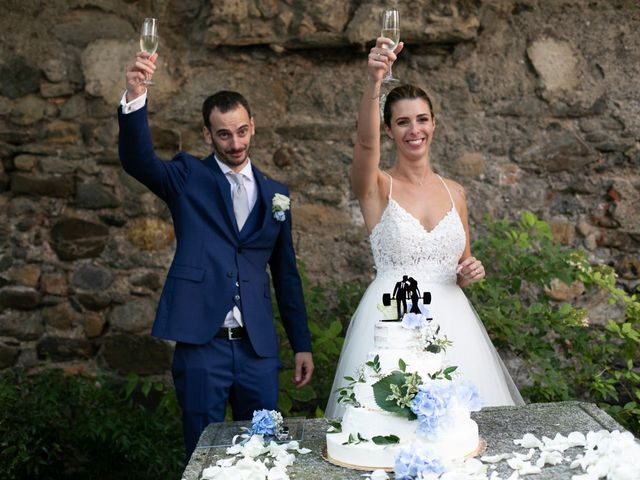 Il matrimonio di Stefano e Carlotta a Erba, Como 101