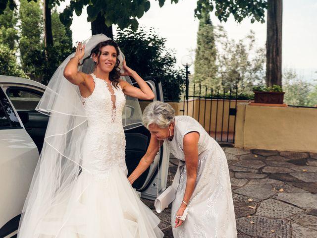 Il matrimonio di Fabio e Annalaura a Firenze, Firenze 30