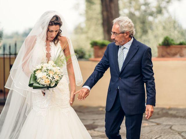 Il matrimonio di Fabio e Annalaura a Firenze, Firenze 33