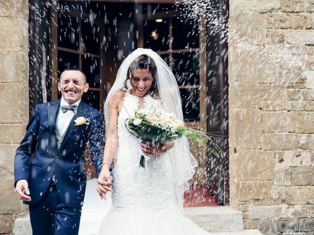 Il matrimonio di Fabio e Annalaura a Firenze, Firenze 61
