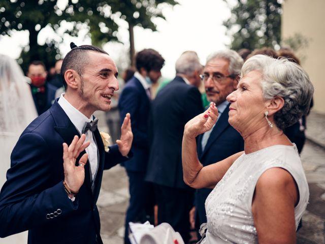 Il matrimonio di Fabio e Annalaura a Firenze, Firenze 66