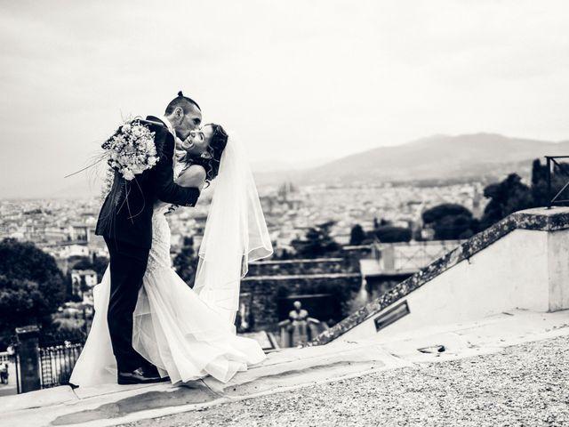 Il matrimonio di Fabio e Annalaura a Firenze, Firenze 74