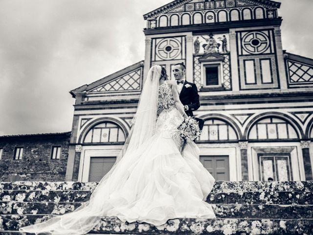 Il matrimonio di Fabio e Annalaura a Firenze, Firenze 75