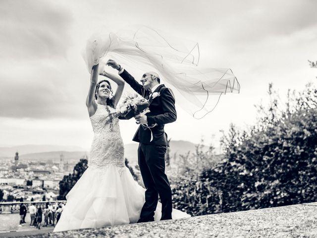 Il matrimonio di Fabio e Annalaura a Firenze, Firenze 76
