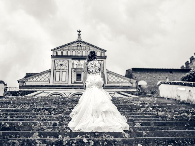Il matrimonio di Fabio e Annalaura a Firenze, Firenze 78