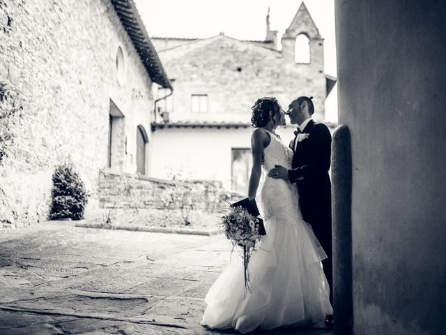 Il matrimonio di Fabio e Annalaura a Firenze, Firenze 79