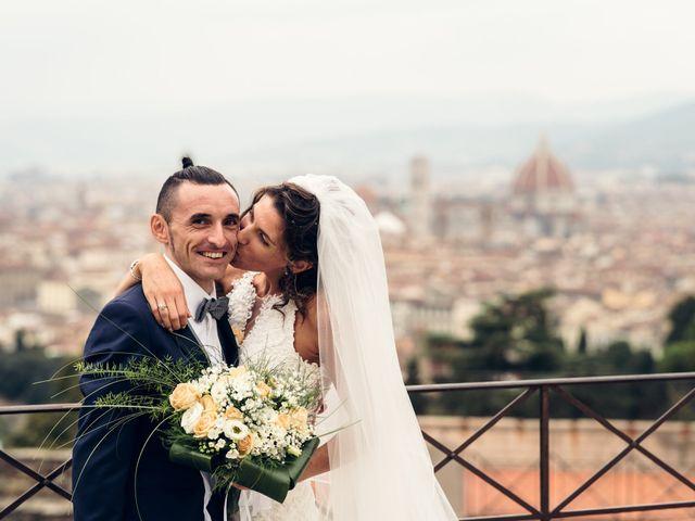 Il matrimonio di Fabio e Annalaura a Firenze, Firenze 80