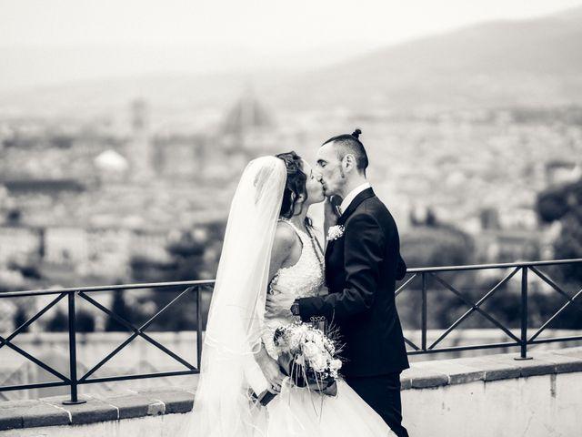 Il matrimonio di Fabio e Annalaura a Firenze, Firenze 81