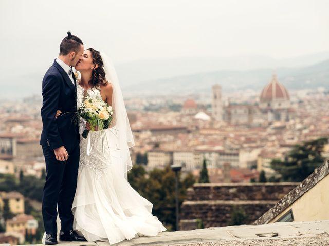 Il matrimonio di Fabio e Annalaura a Firenze, Firenze 82