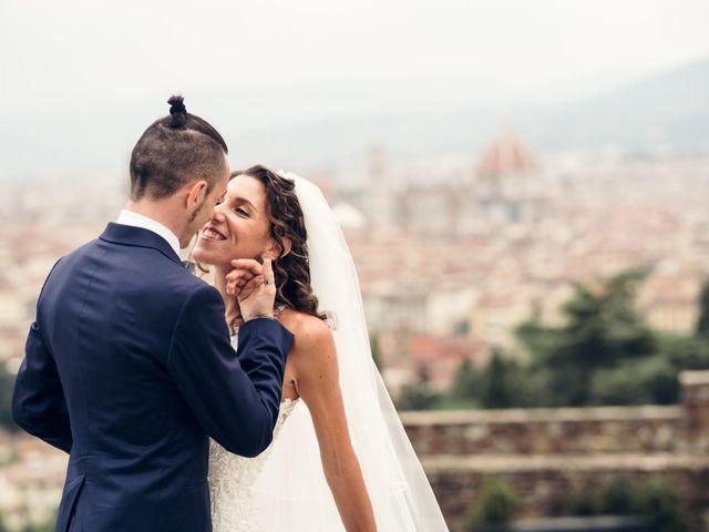 Il matrimonio di Fabio e Annalaura a Firenze, Firenze 83