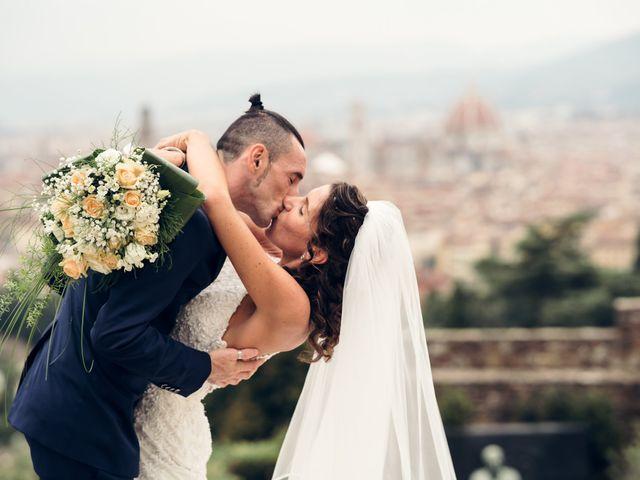 Il matrimonio di Fabio e Annalaura a Firenze, Firenze 84
