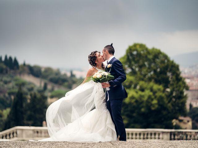 Il matrimonio di Fabio e Annalaura a Firenze, Firenze 86