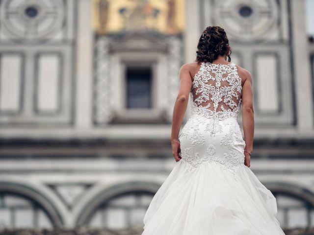 Il matrimonio di Fabio e Annalaura a Firenze, Firenze 88