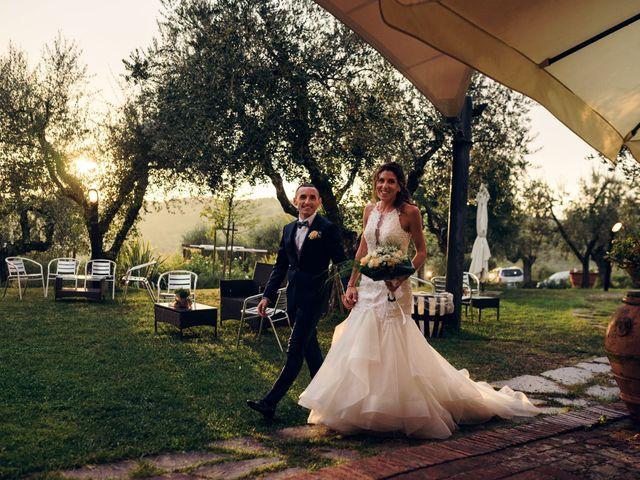Il matrimonio di Fabio e Annalaura a Firenze, Firenze 93