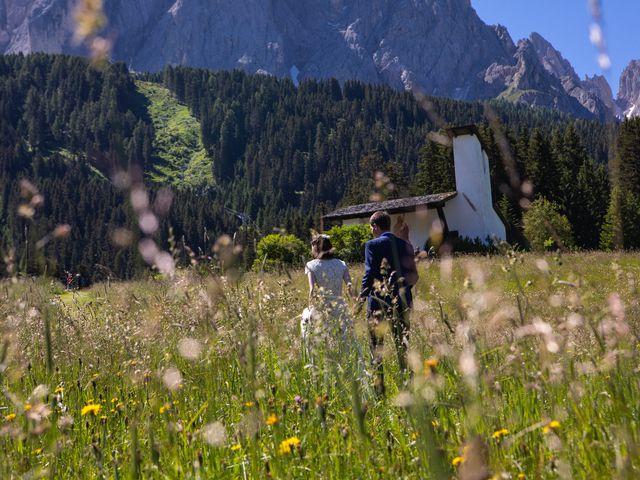 Il matrimonio di Evaldas e Indré a Santa Cristina Valgardena-St. Chris, Bolzano 4