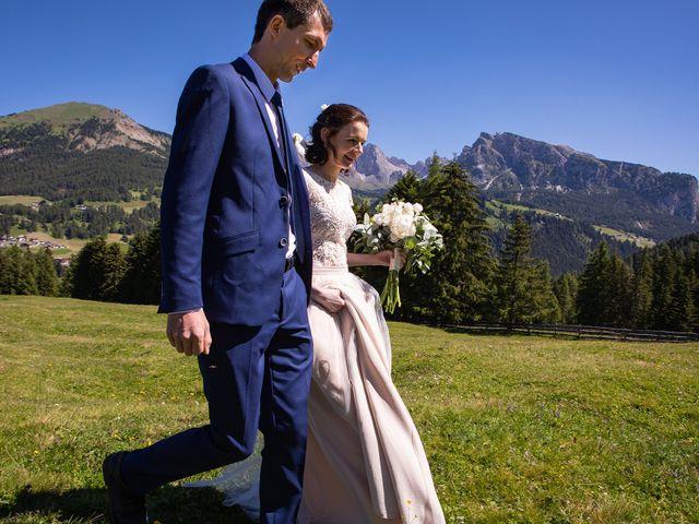 Il matrimonio di Evaldas e Indré a Santa Cristina Valgardena-St. Chris, Bolzano 5