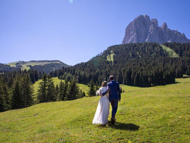 Il matrimonio di Evaldas e Indré a Santa Cristina Valgardena-St. Chris, Bolzano 6