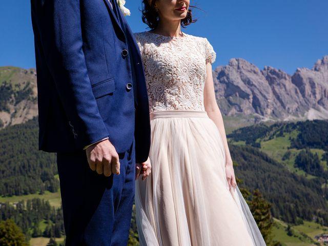 Il matrimonio di Evaldas e Indré a Santa Cristina Valgardena-St. Chris, Bolzano 9