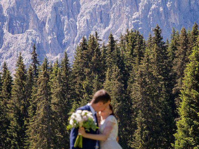 Il matrimonio di Evaldas e Indré a Santa Cristina Valgardena-St. Chris, Bolzano 26