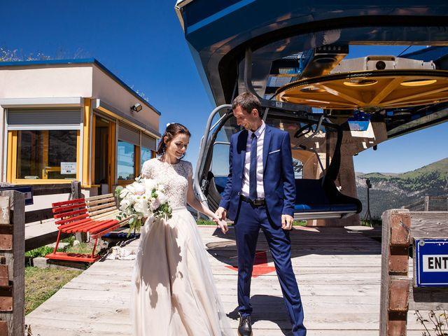 Il matrimonio di Evaldas e Indré a Santa Cristina Valgardena-St. Chris, Bolzano 40