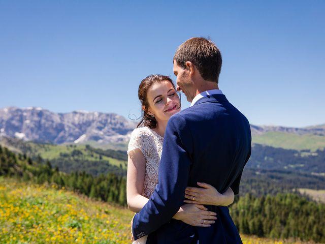 Il matrimonio di Evaldas e Indré a Santa Cristina Valgardena-St. Chris, Bolzano 42