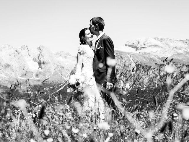 Il matrimonio di Evaldas e Indré a Santa Cristina Valgardena-St. Chris, Bolzano 50