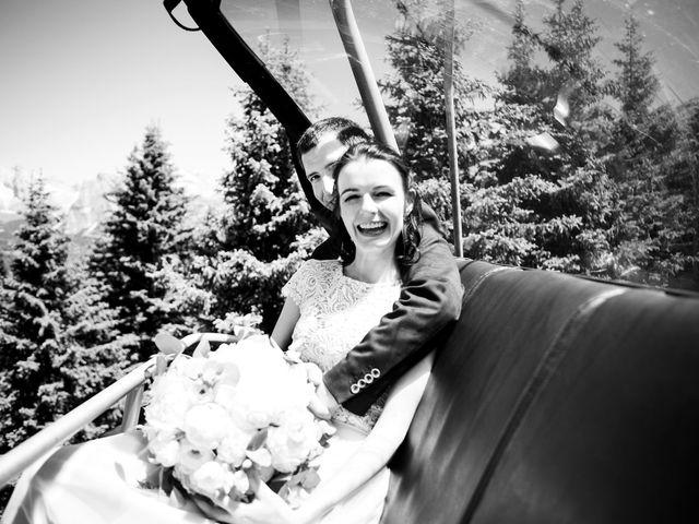 Il matrimonio di Evaldas e Indré a Santa Cristina Valgardena-St. Chris, Bolzano 52