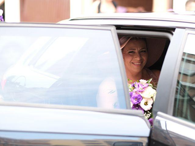 Il matrimonio di Claudia e Mimmo a Anzio, Roma 17