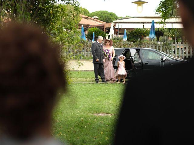 Il matrimonio di Claudia e Mimmo a Anzio, Roma 18