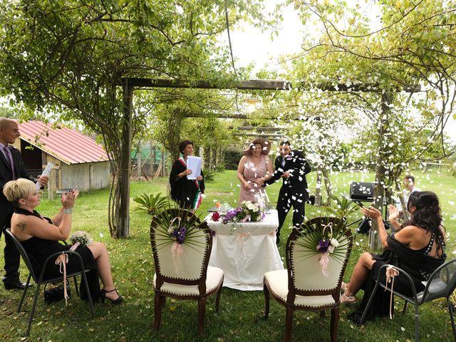 Il matrimonio di Claudia e Mimmo a Anzio, Roma 21
