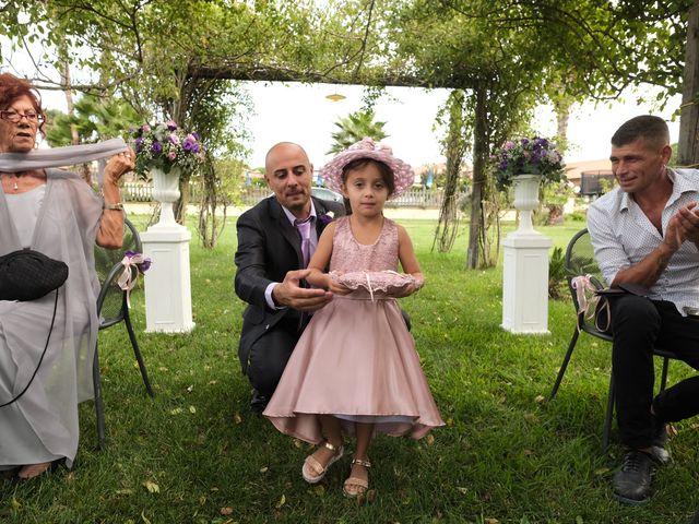 Il matrimonio di Claudia e Mimmo a Anzio, Roma 22