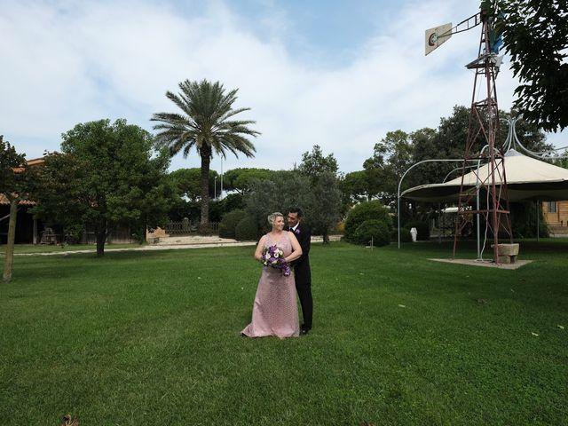 Il matrimonio di Claudia e Mimmo a Anzio, Roma 28