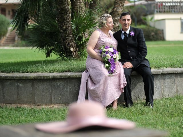 Il matrimonio di Claudia e Mimmo a Anzio, Roma 30