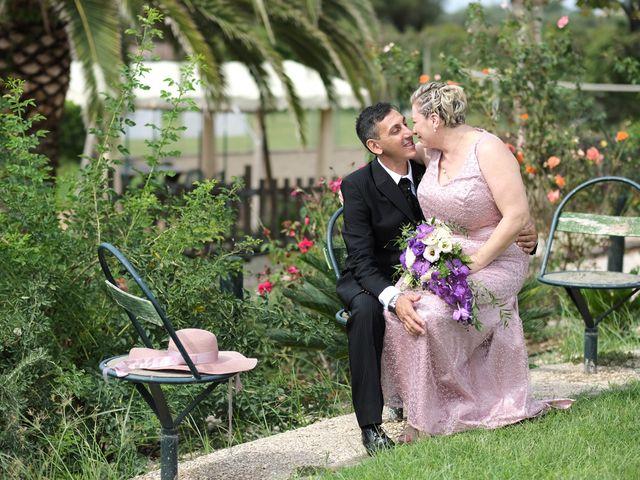 Il matrimonio di Claudia e Mimmo a Anzio, Roma 31