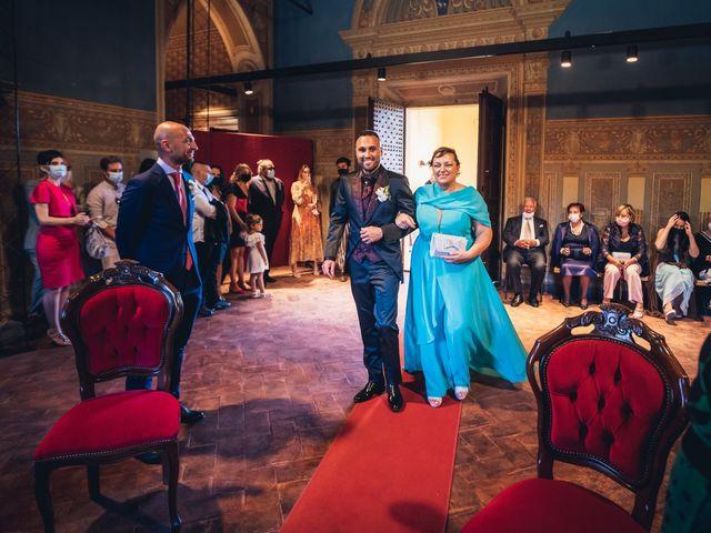 Il matrimonio di Valentina e Daniele a Livorno, Livorno 7