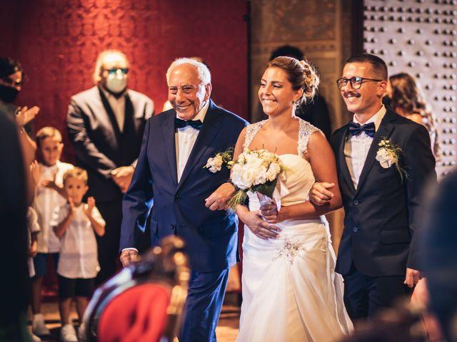 Il matrimonio di Valentina e Daniele a Livorno, Livorno 9