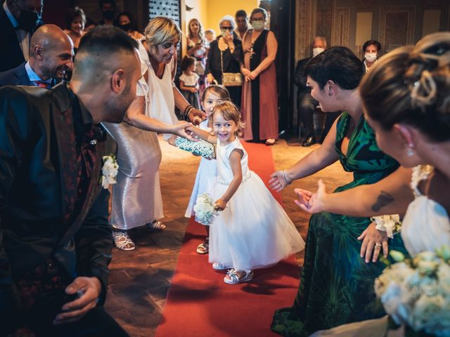 Il matrimonio di Valentina e Daniele a Livorno, Livorno 10