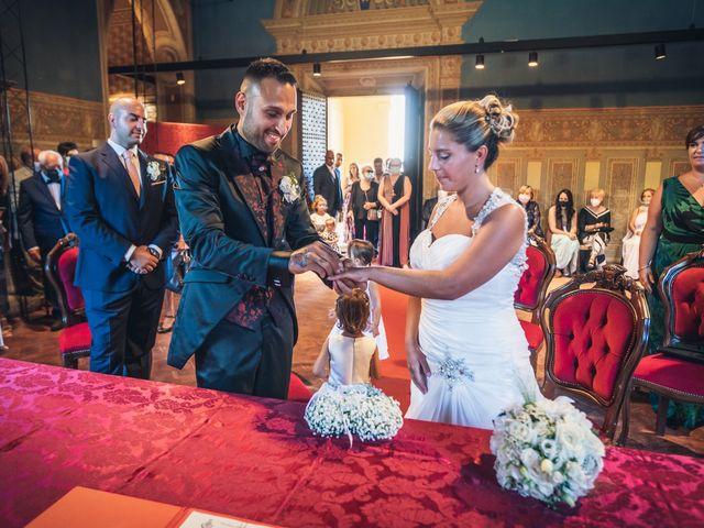 Il matrimonio di Valentina e Daniele a Livorno, Livorno 11