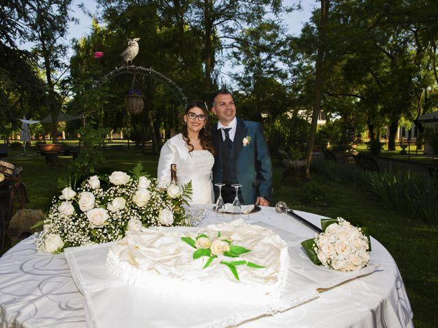 Il matrimonio di Raf e Anna a Garlasco, Pavia 1