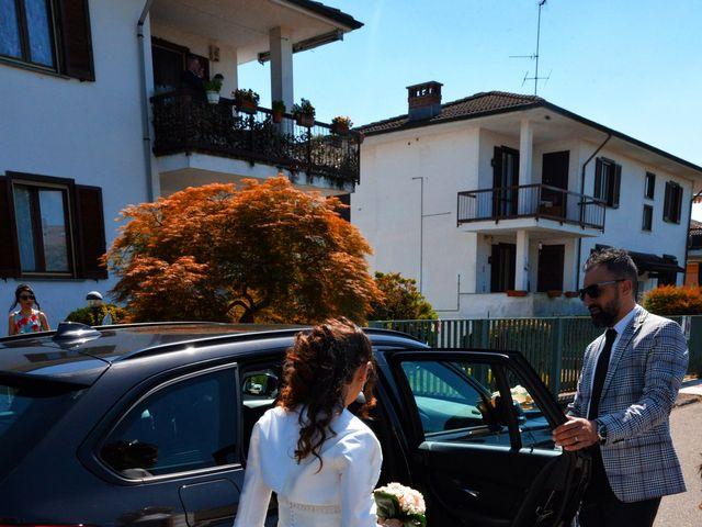 Il matrimonio di Raf e Anna a Garlasco, Pavia 8