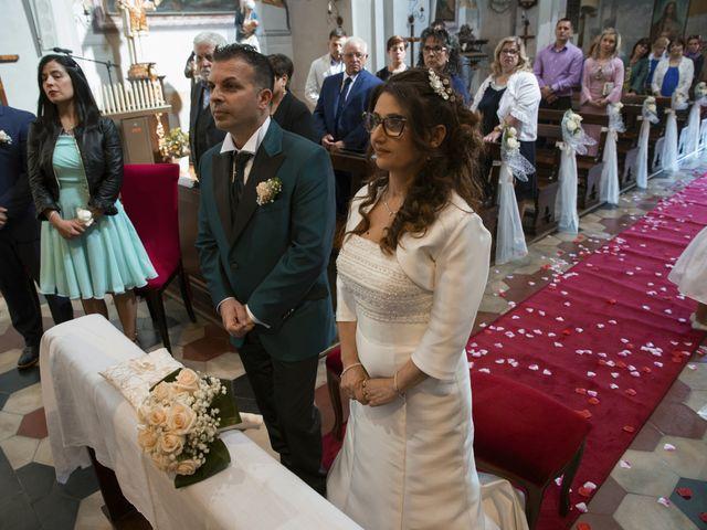 Il matrimonio di Raf e Anna a Garlasco, Pavia 10