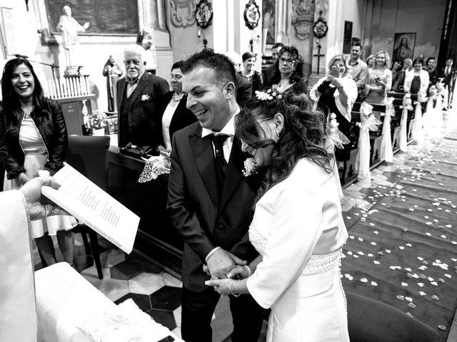 Il matrimonio di Raf e Anna a Garlasco, Pavia 14