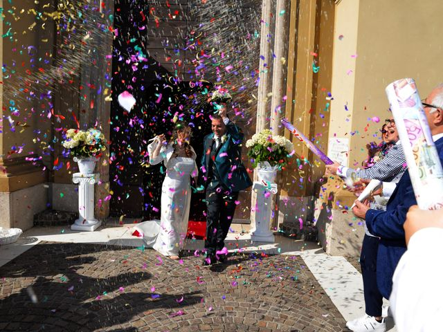 Il matrimonio di Raf e Anna a Garlasco, Pavia 15