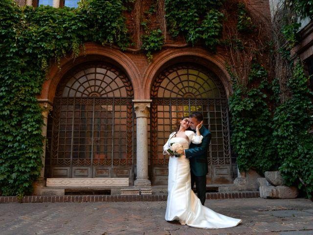 Le nozze di Anna e Raf