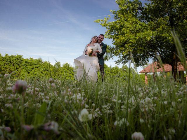 Il matrimonio di Raf e Anna a Garlasco, Pavia 17