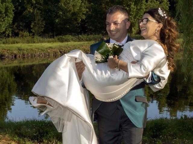 Il matrimonio di Raf e Anna a Garlasco, Pavia 21